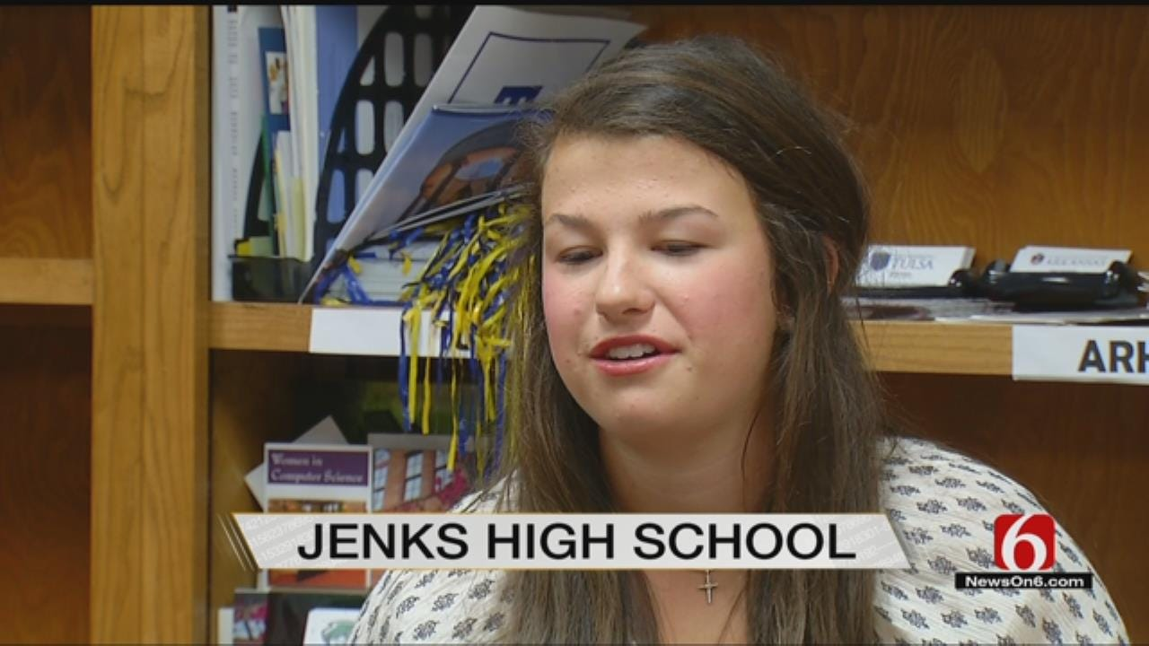 Jenks Senior Accepted Into All 8 Ivy League Universities
