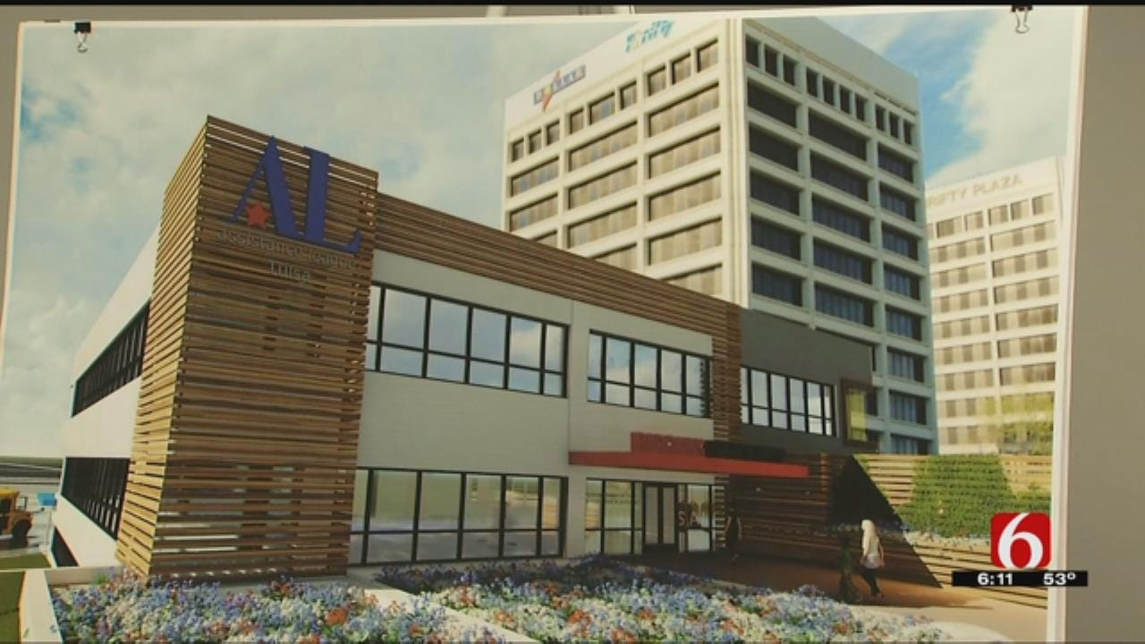Once Renovated, Tulsa Building To House Five Non-Profits