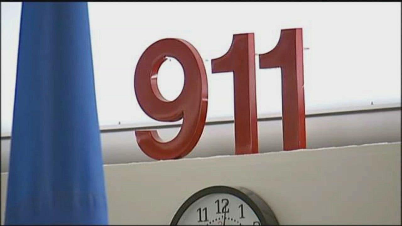 Wagoner County 911 Call