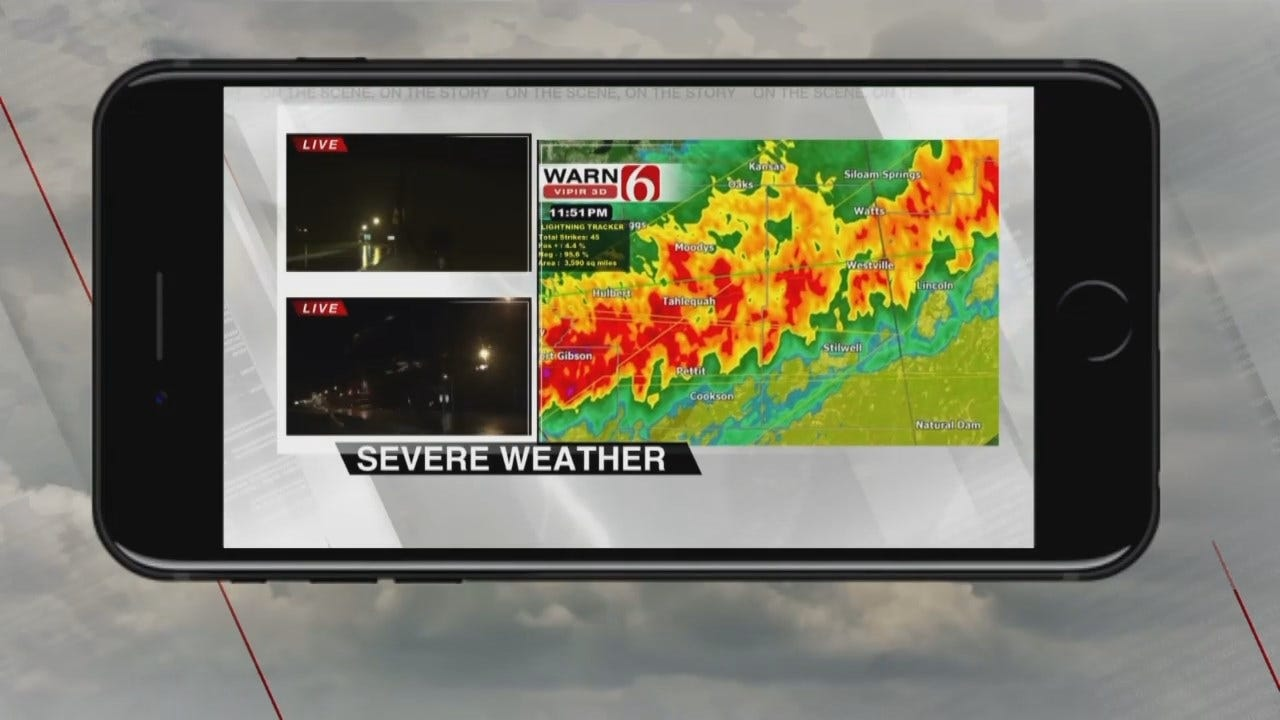 Social Media Brings News On 6 Weather Coverage To You