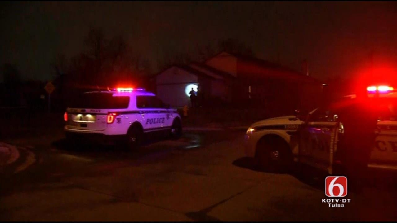 TPD: Woman Taken To Hospital After Drive-By Shooting