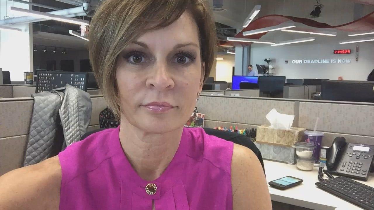 Lori Fullbright: Tulsa Man Charged With Raping Acquaintance