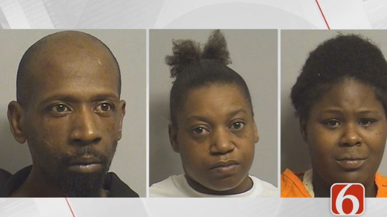 Dave Davis: 3 Accused In Death Of Tulsa Toddler To Appear In Court This Week