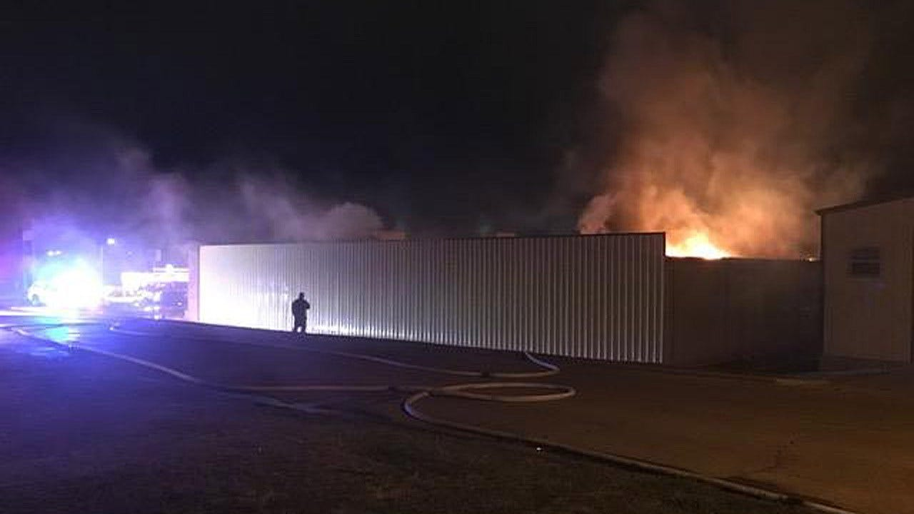 Joseph Holloway: Cleveland Drug Store Ruled Total Loss After Fire