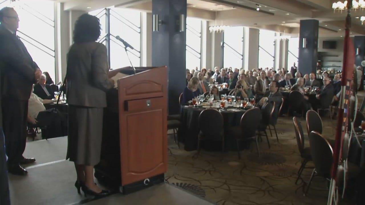 WEB EXTRA: Cherokee Nation Awards $5M To Northeast Oklahoma Public Schools