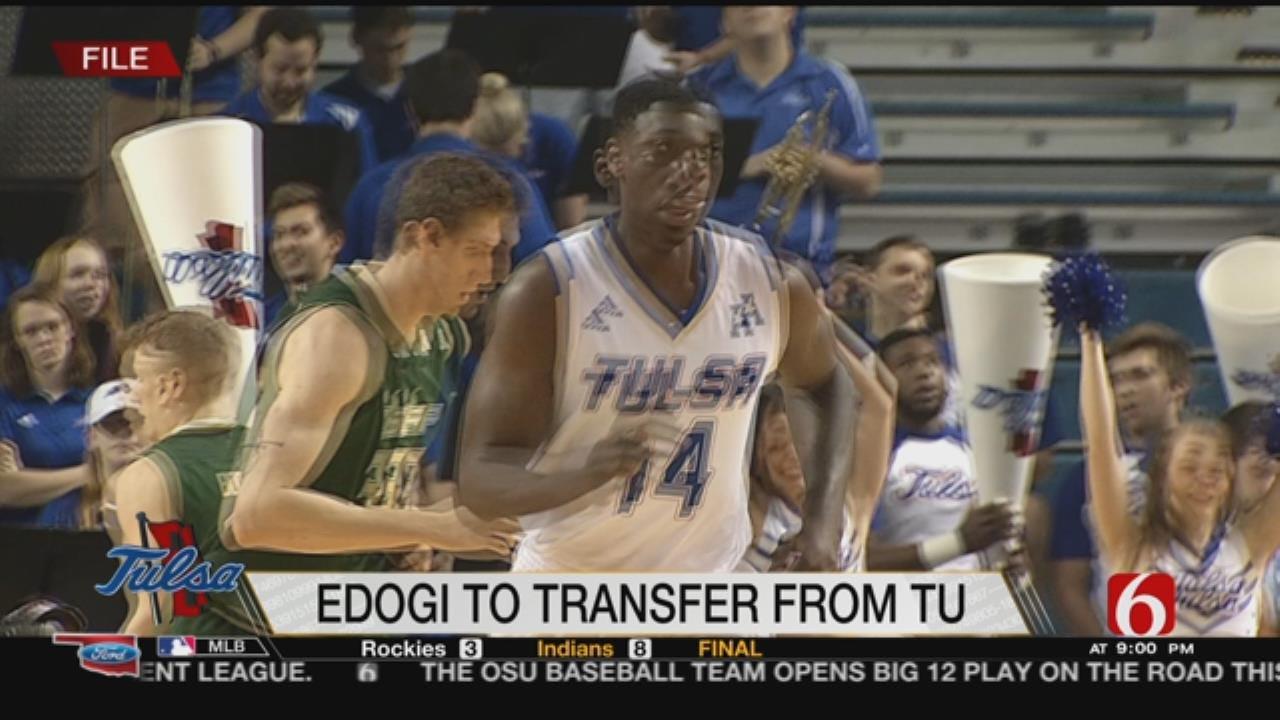 Forward TK Edogi To Transfer From TU