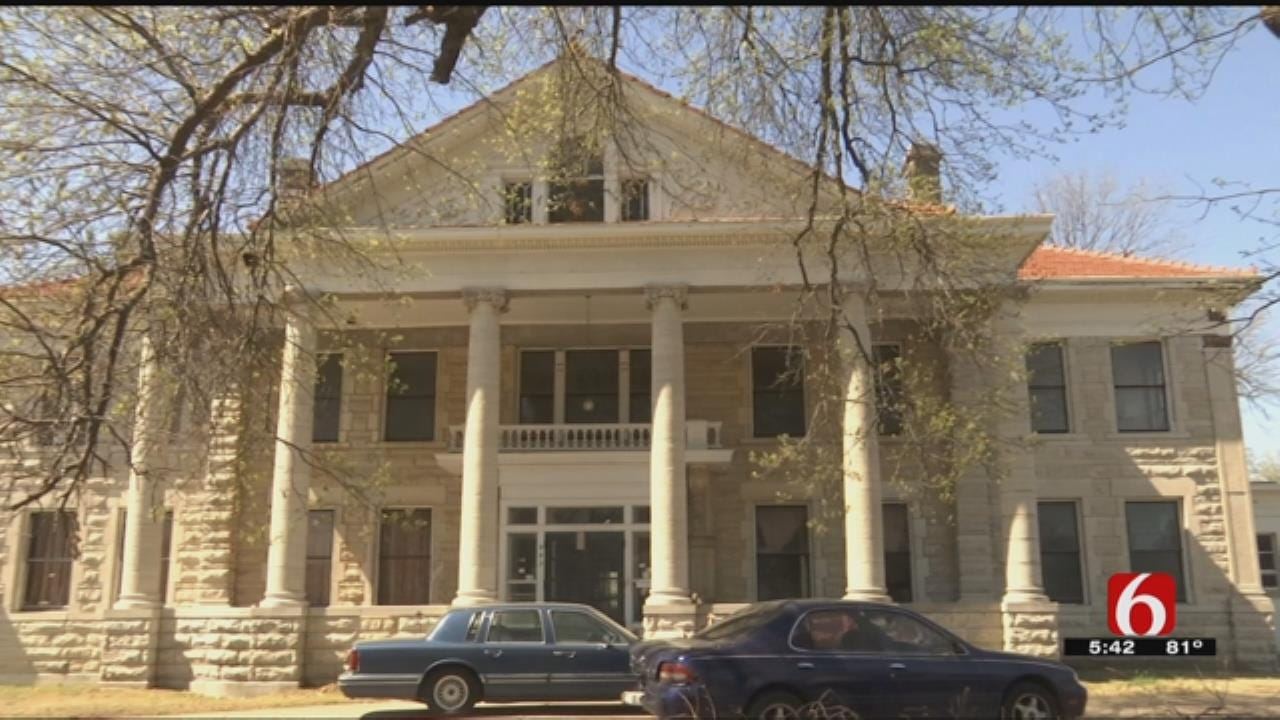 Historic Muskogee Mansion Might Be Moved Out Of State To Save Home