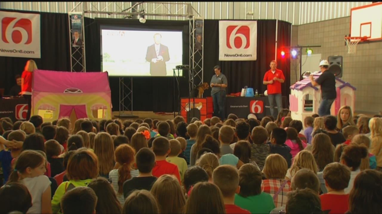 Wild Weather Camp At Tahlequah's Heritage Elementary School