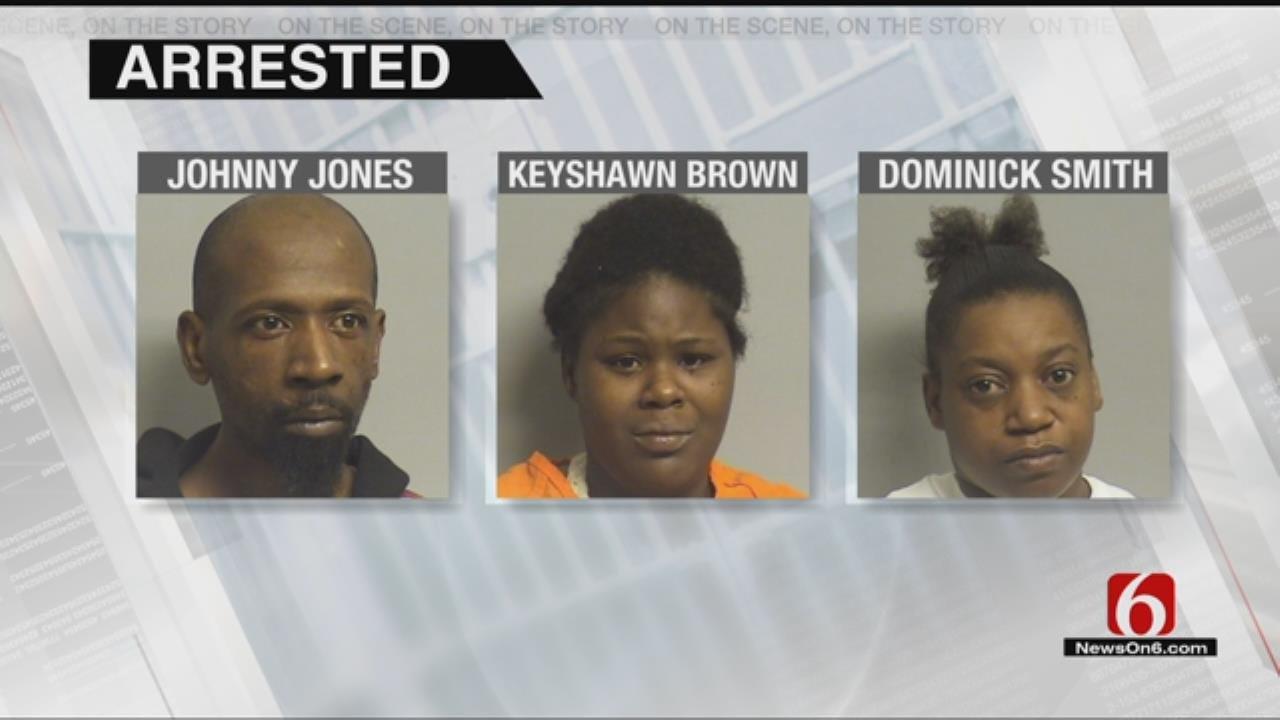 Three Arrested After Severely Injured Toddler Left At Tulsa Hospital
