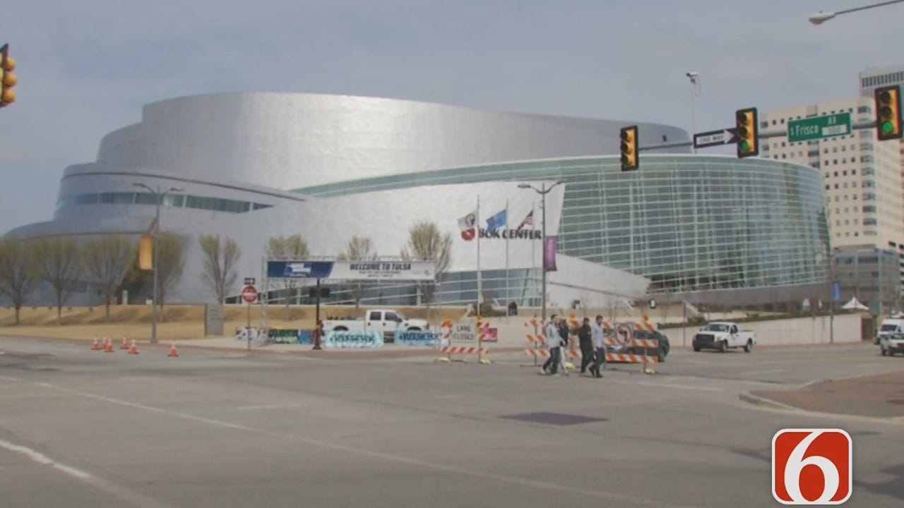 WEB EXTRA: History Of Tulsa's BOK Center