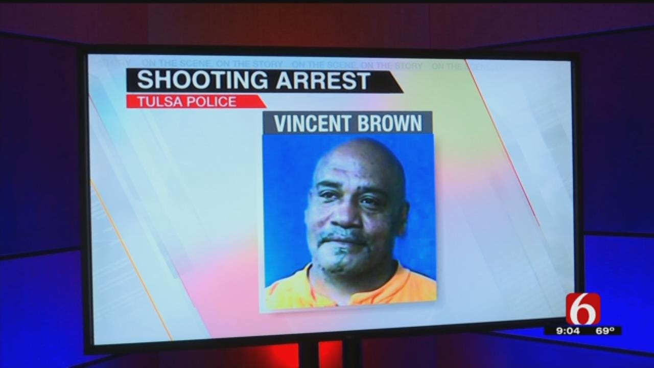 Tulsa Man Arrested For Shooting With Intent To Kill