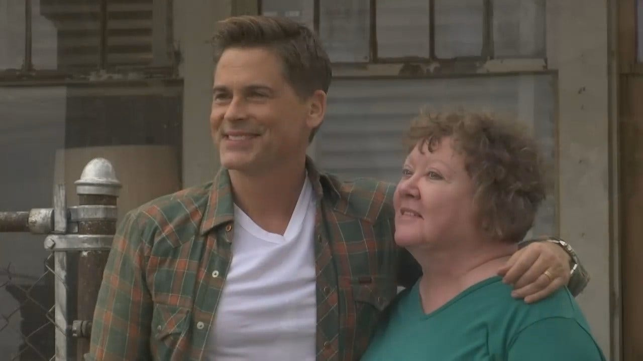 Rob Lowe Returns To 'The Outsiders' Home For 50th Anniversary