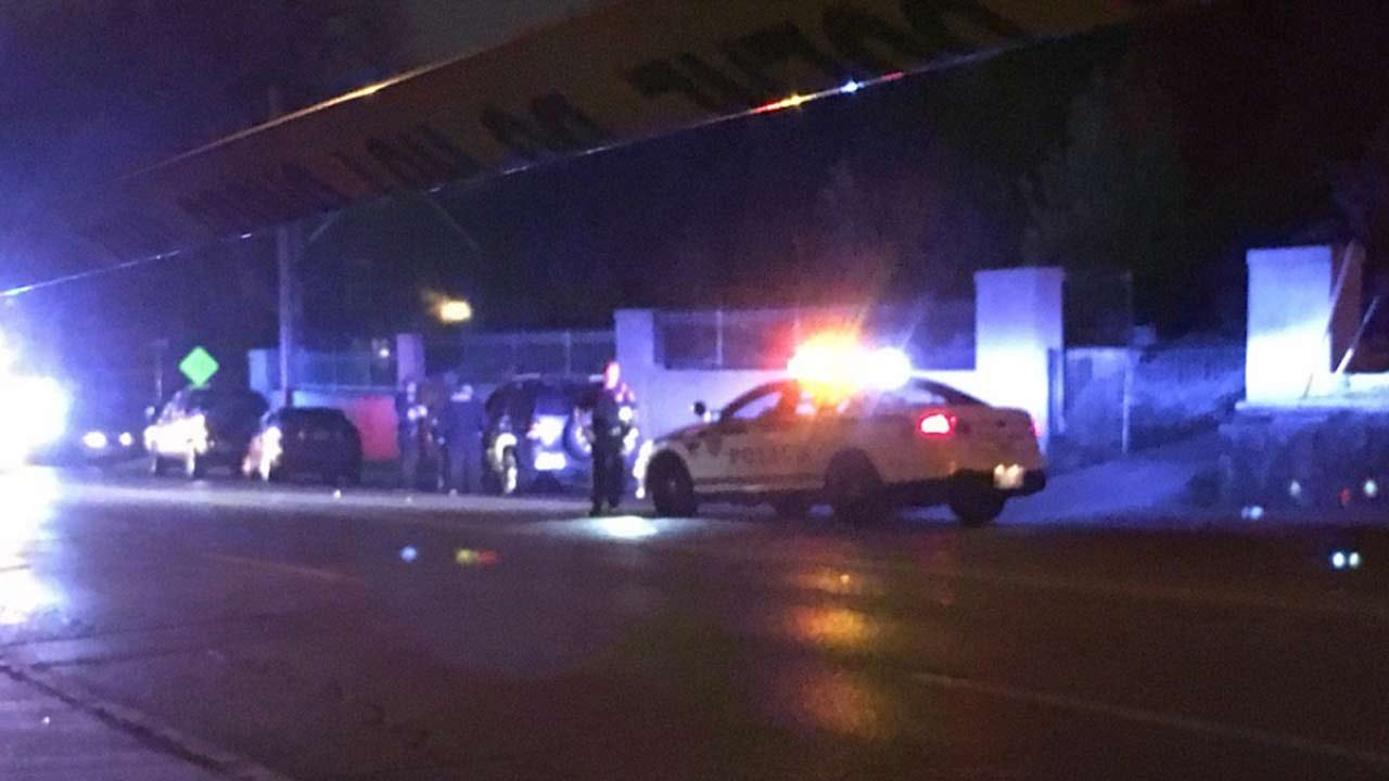 Emory Bryan: TPD: Man Shot Prior To Crash Near 18th And Peoria