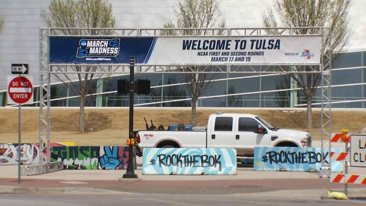 TPD Steps Up Security As March Madness, St. Patrick's Day Collide