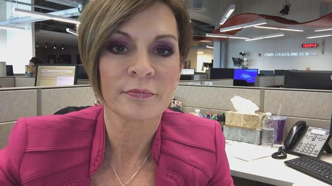 Lori Fullbright: Catoosa Police Use Leg Irons To Subdue Domestic Violence Suspect