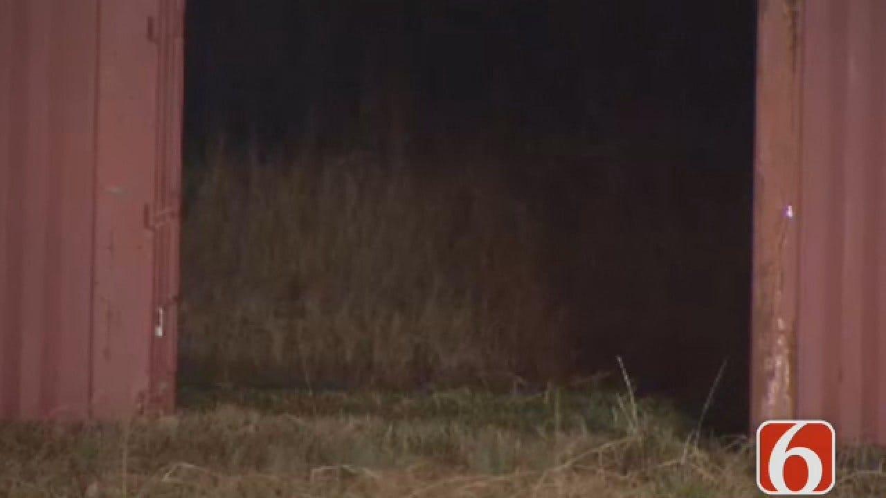 Dave Davis Reports Human Remains Found By Tulsa ATV Rider