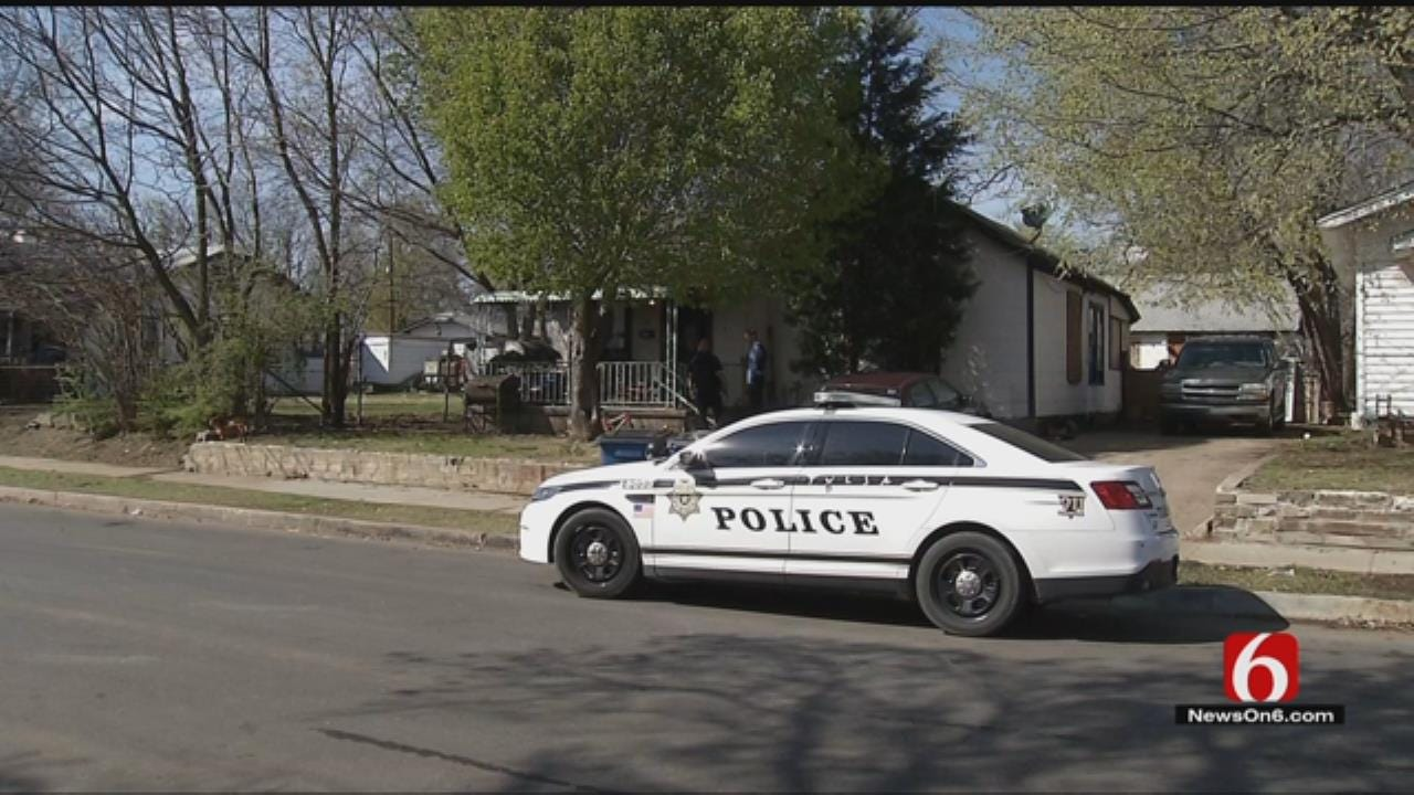 Police Find Grenade In Tulsa Home While Serving Warrant