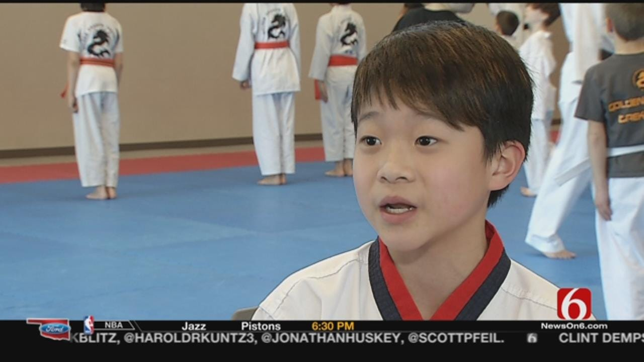 Union 8th Grader Embarks On Olympic Journey, Talks Being A National Champ