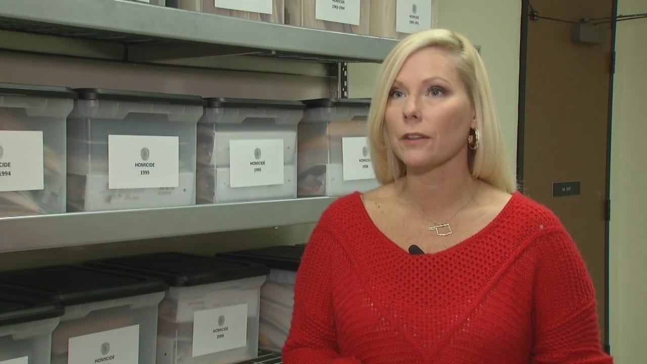 WEB EXTRA: TCSO Spokesperson Casey Roebuck Talks About Woman's Remains