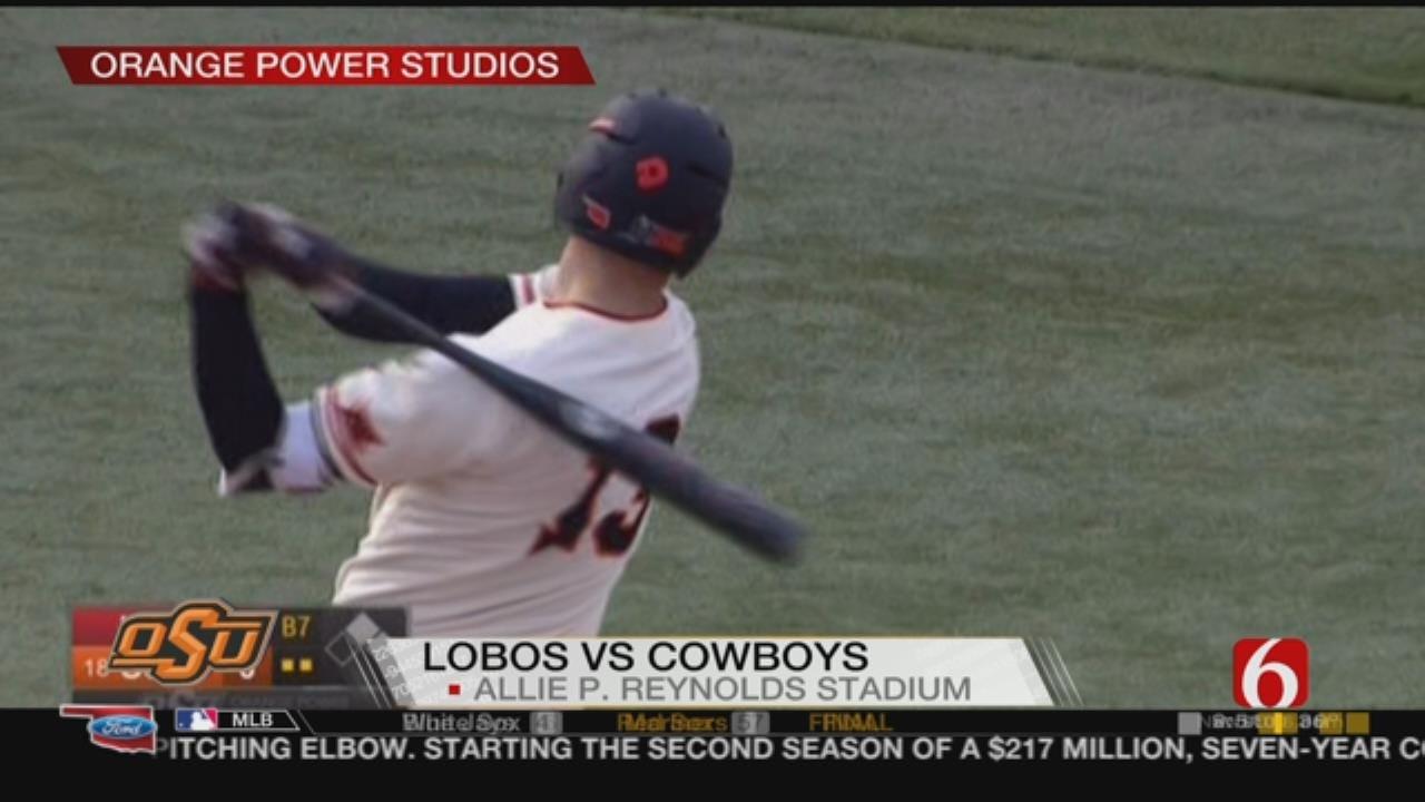 Cowboys Shutout UNM In Series Opener