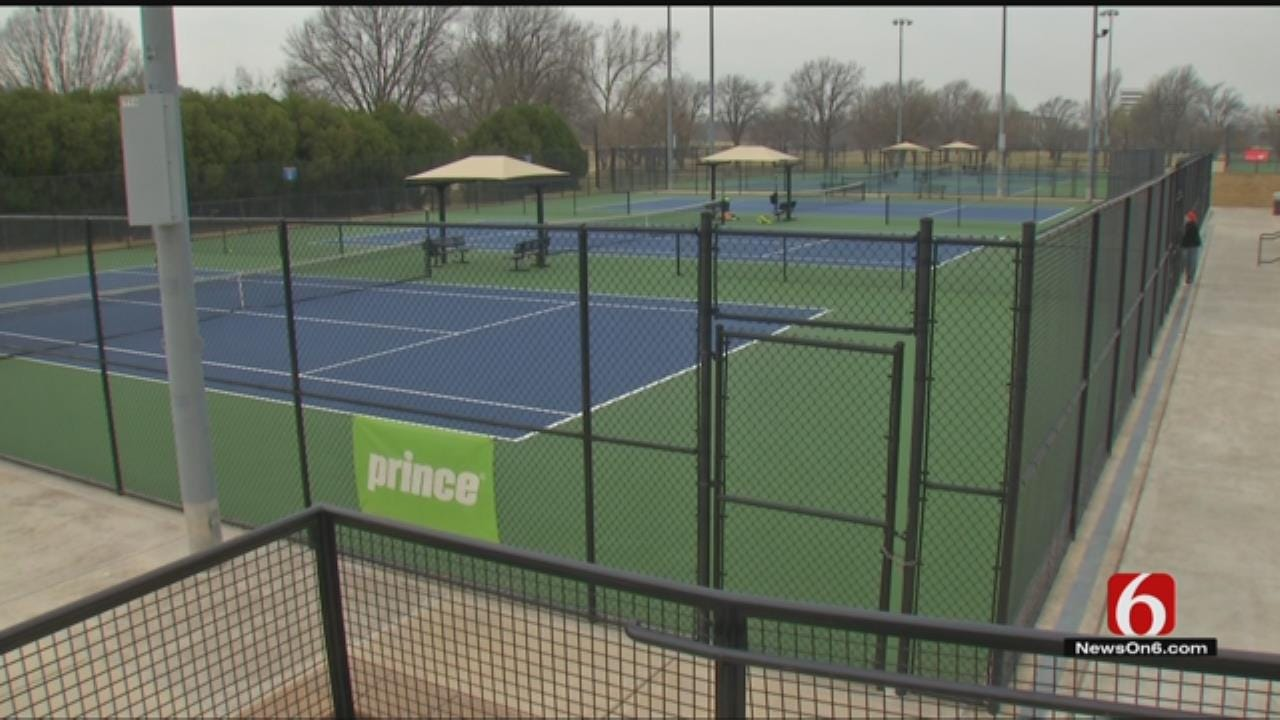 More Indoor, Outdoor Tennis Courts Planned For LaFortune Park