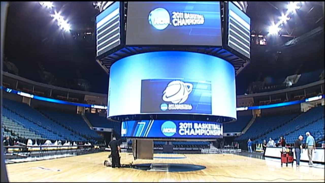 Tulsa Excited As NCAA Tournament Nears Tip Off