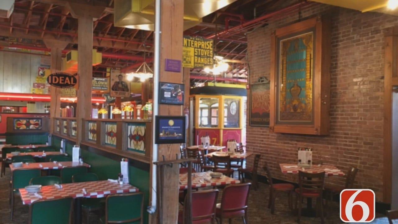Emory Bryan: Downtown Tulsa's Spaghetti Warehouse To Close