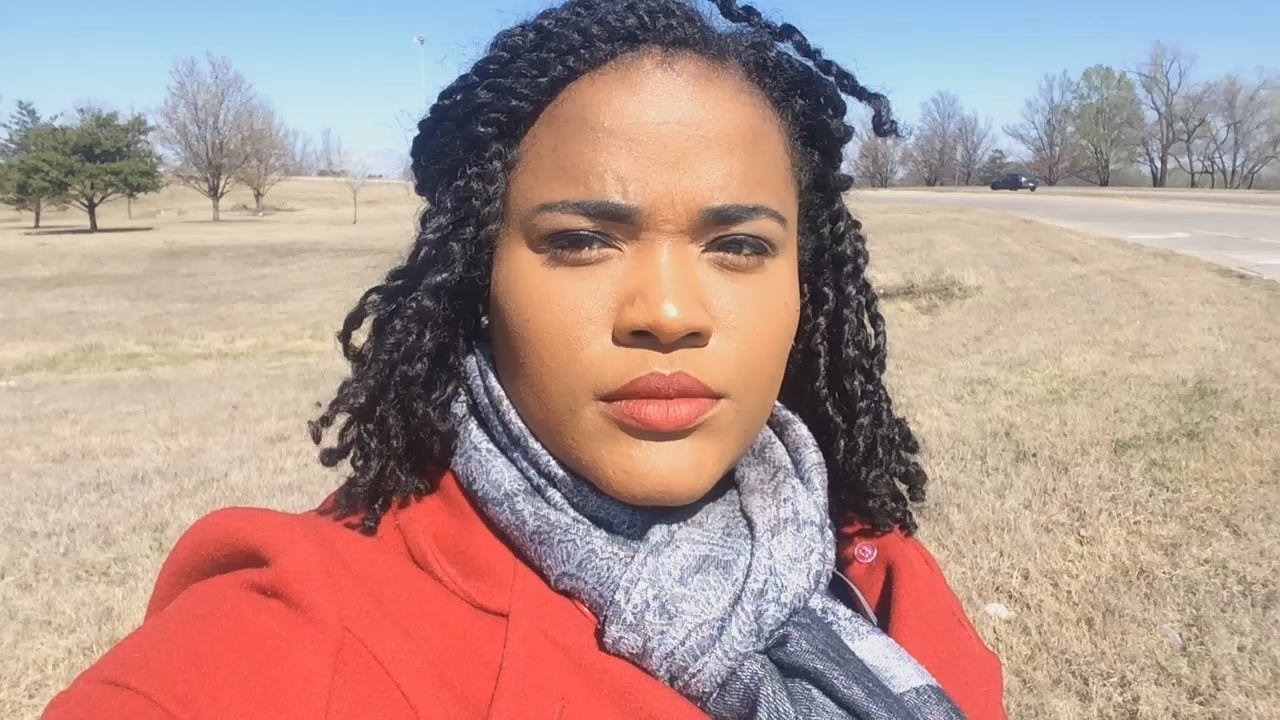 Katiera Winfrey: Tulsa Fire Activates Rescue Task Force At Wreck Scene