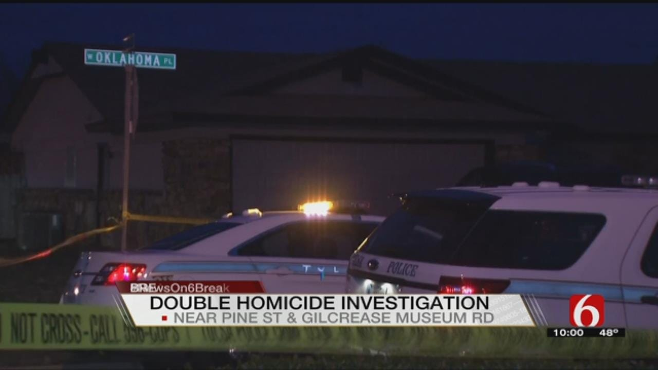 Northwest Tulsa Shooting Leaves 2 Dead, 1 Critically Injured