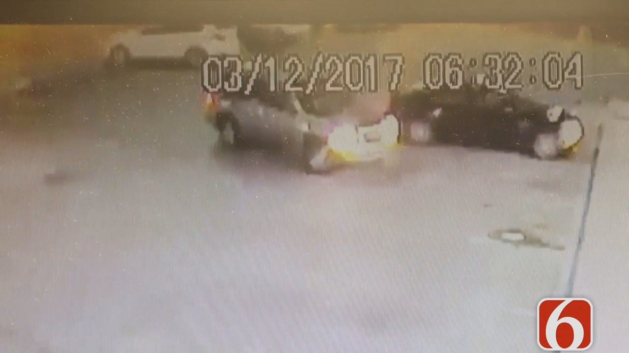 Amy Slanchik Reports: Surveillance Video Of Walgreens Shooting