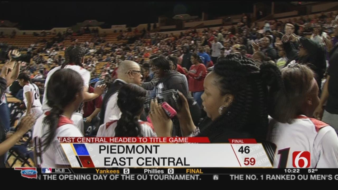 East Central Girls Return To 5A Title Game