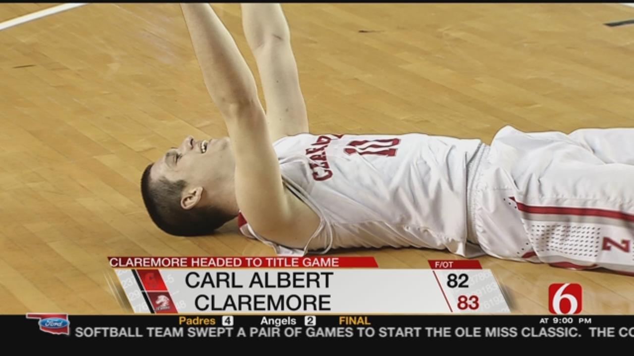 Claremore Upsets Defending 5A Champs, Carl Albert