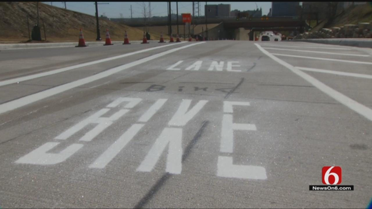 'Protected Bike Lanes' Coming To Downtown Tulsa For First Time