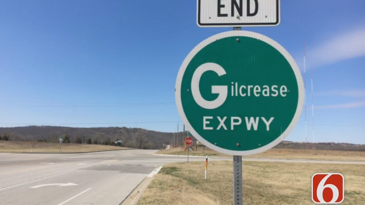 Emory Bryan Reports Work On Tulsa's Gilcrease Turnpike To Begin Within A Year