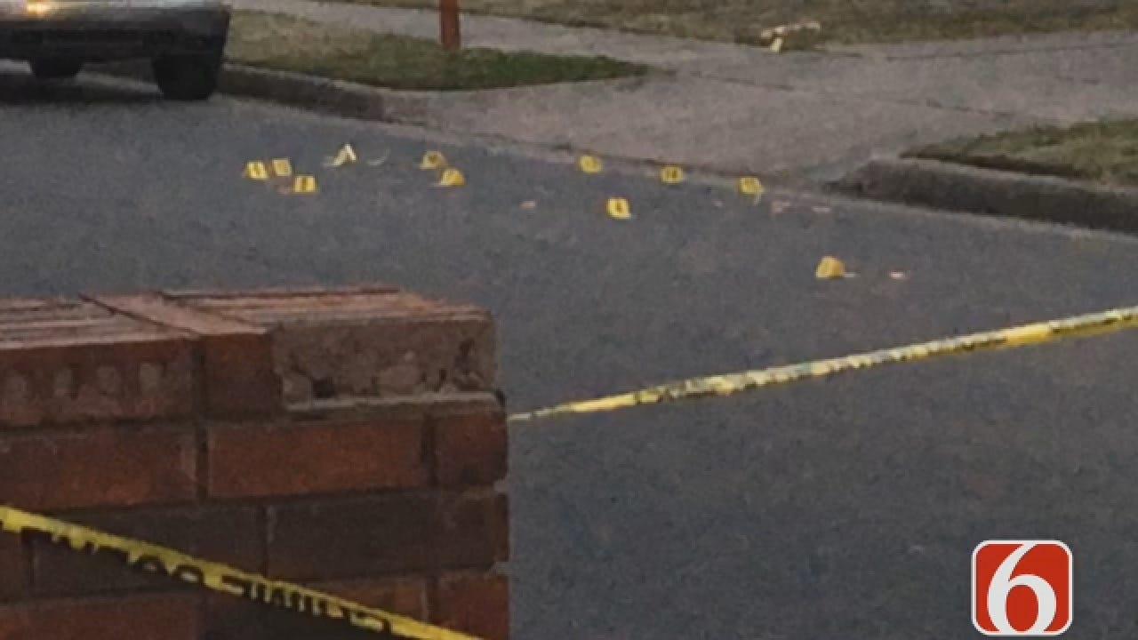 Joseph Holloway Says No One Hurt When Gunshots Fired At BA Home