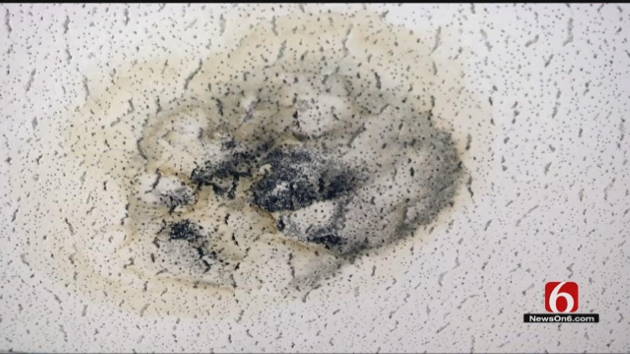 Rogers County Firefighters Battling Black Mold In Fire Stations