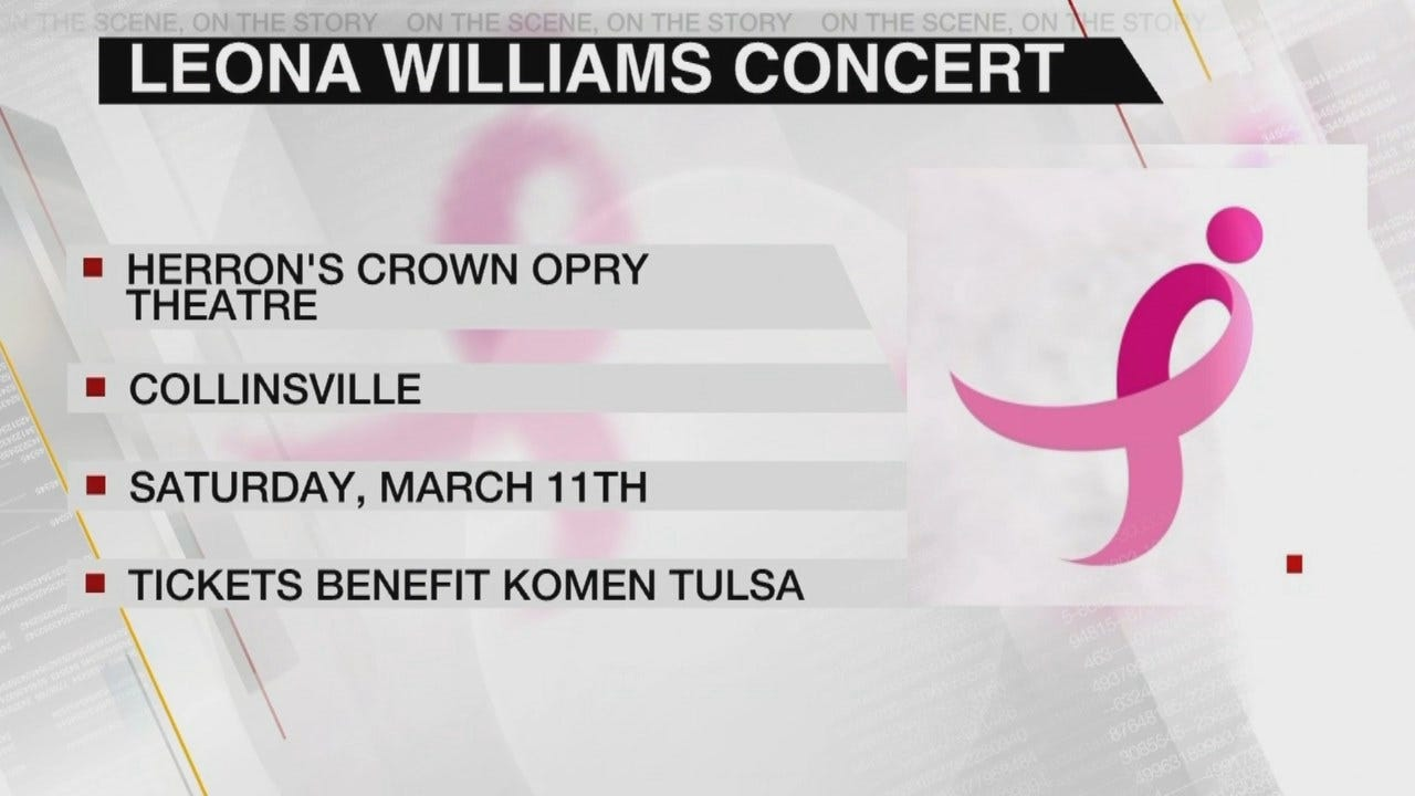 Collinsville Concert To Benefit Komen For The Cure