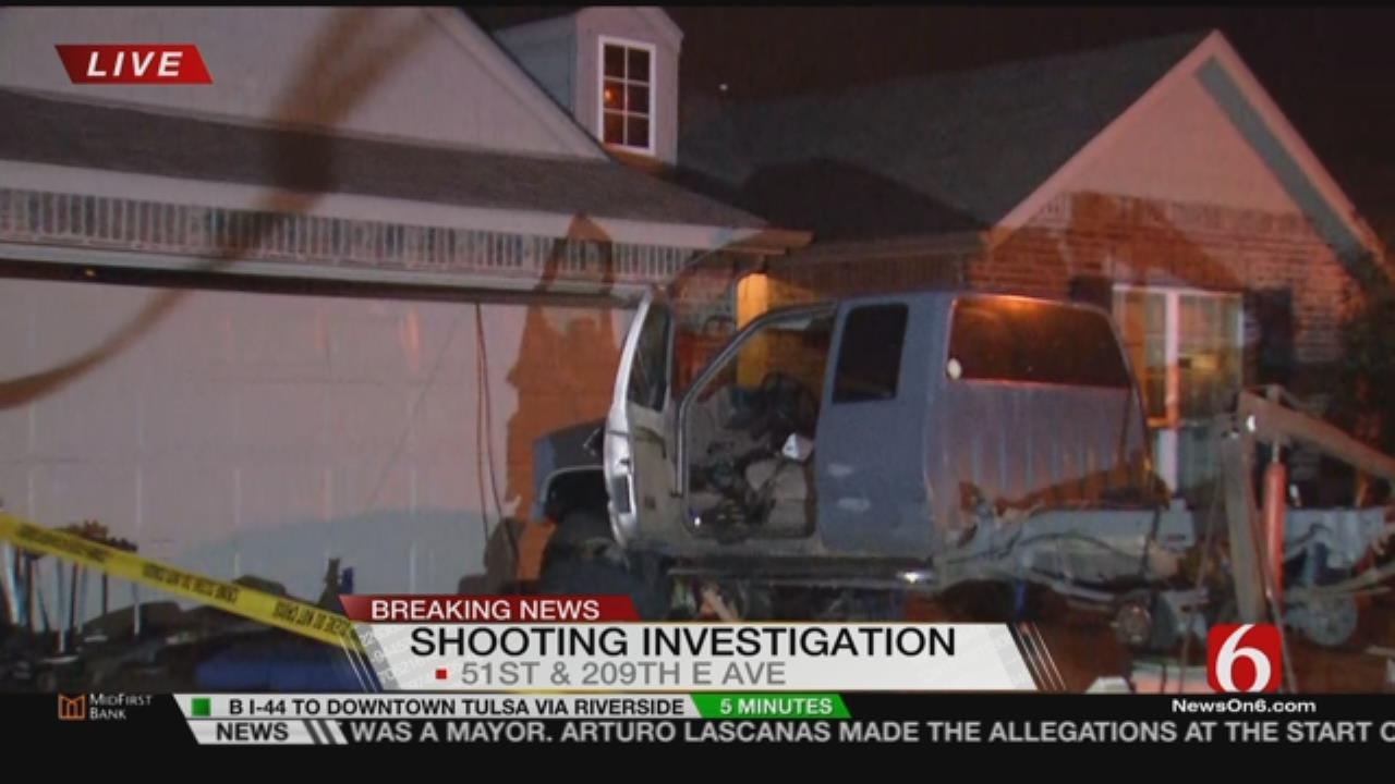 Broken Arrow Police: 30-Year-Old Man Critical In Shooting