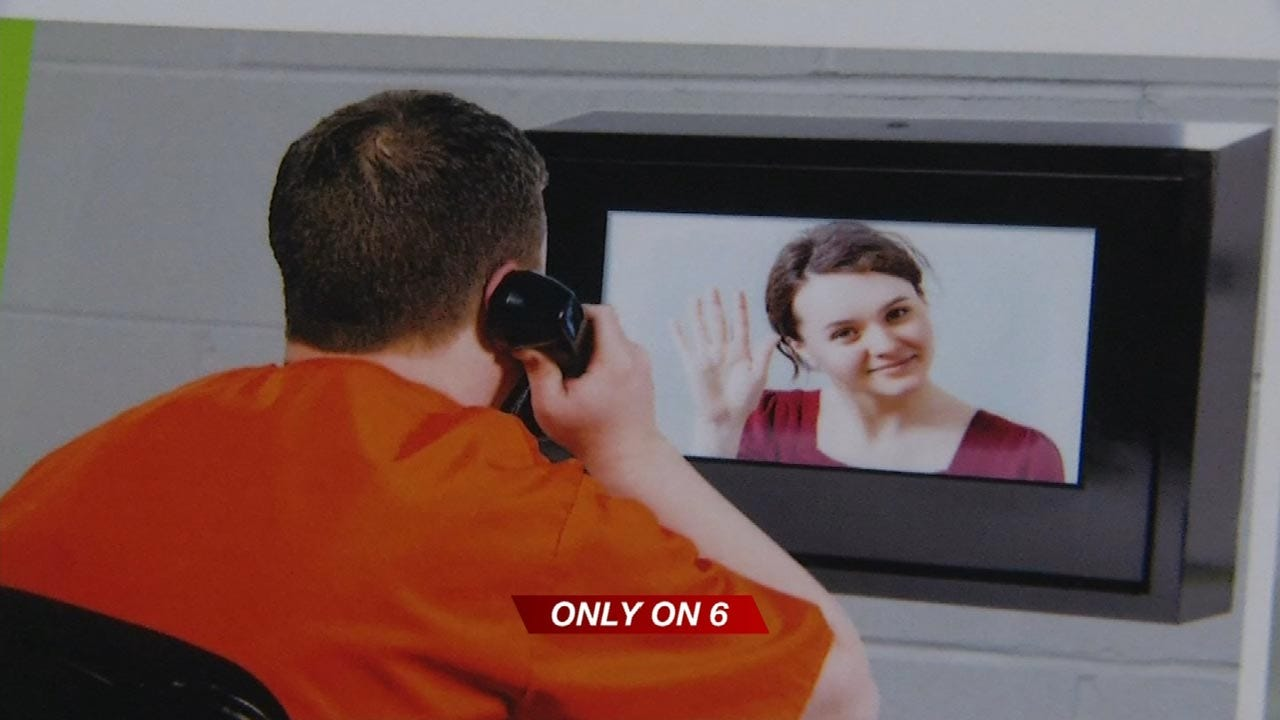 Mayes County Jail Visitation Going High-Tech With New Video Monitors
