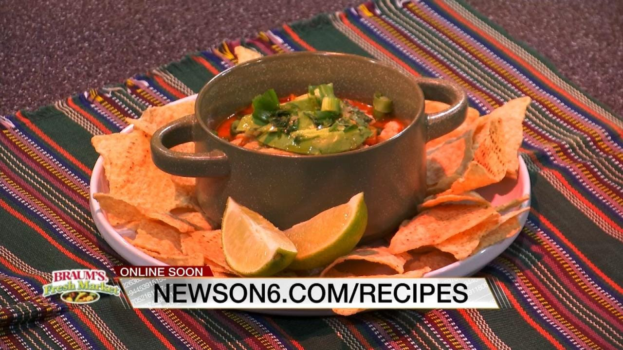 Latin-Style Vegetable Soup