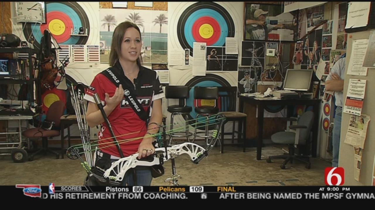 World Champion Archer Calls Tulsa Home