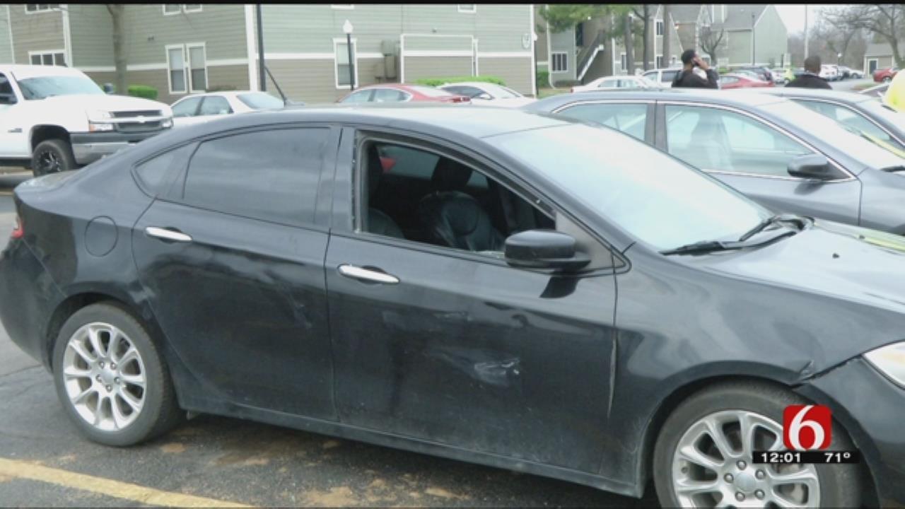 Multiple Vehicles Burglarized At Tulsa Apartment Complex