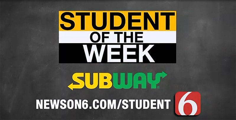 Student of the Week Pre-roll