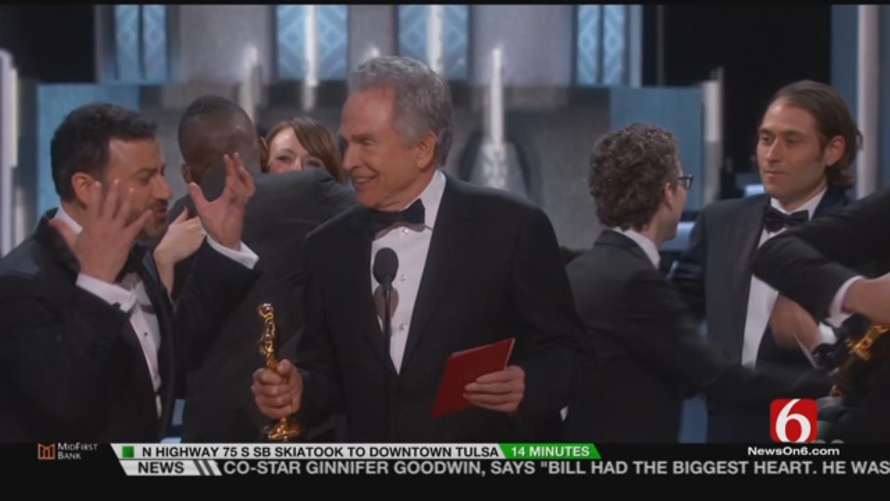 'Moonlight' Really Won In Major Oscars Mess-Up