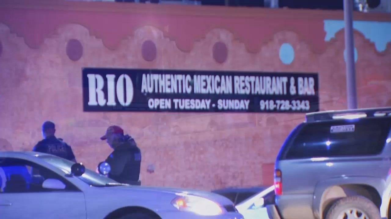WEB EXTRA: Video From The Scene At Tulsa's Club Rio