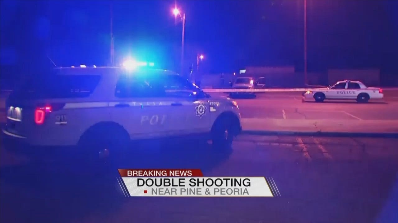 Tulsa Police Investigating Shooting At Lacy Park