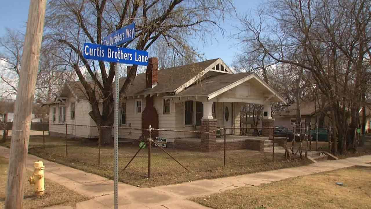 50th Anniversary Fundraiser Scheduled As Work Continues On 'The Outsiders' House