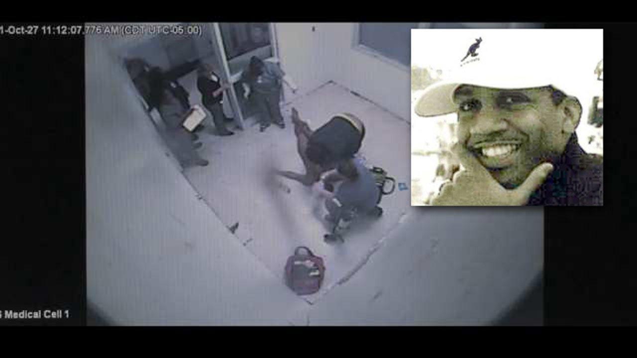 Civil Trial Begins In 2011 Death Of Tulsa County Jail Inmate