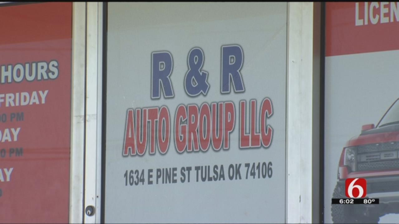 DEA Busts Up Suspected Tulsa Drug Running Operation