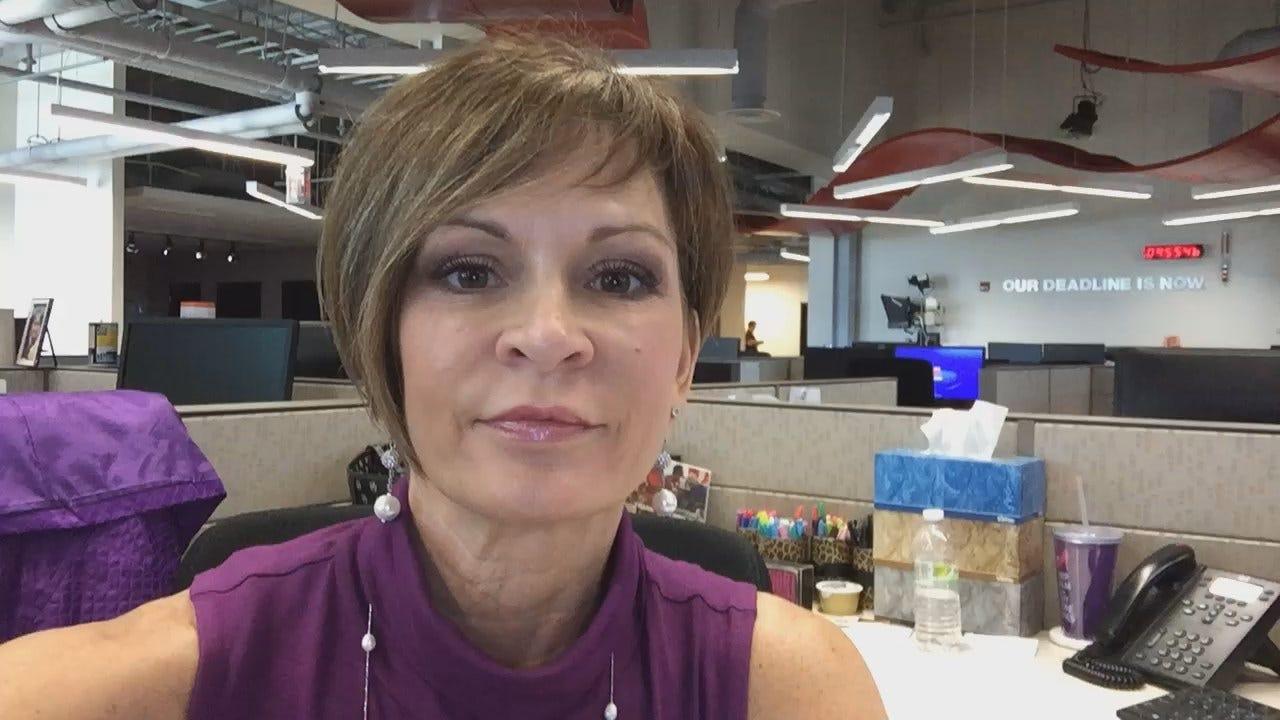 Lori Fullbright: Tulsa PD Bomb Squad Says Device Found In Car A Hoax